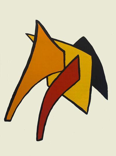 Alexander Calder, 'From 'Derriére le Miroir - Calder'', 1963