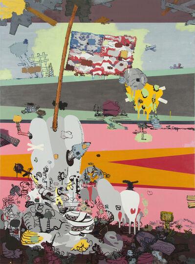 Jane Fine, 'My American Painting', 2015