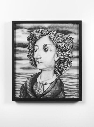 Mary Reid Kelley, 'Swinburne after Scott', 2014