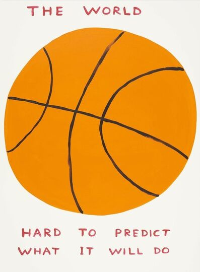 David Shrigley, 'The World', 2020