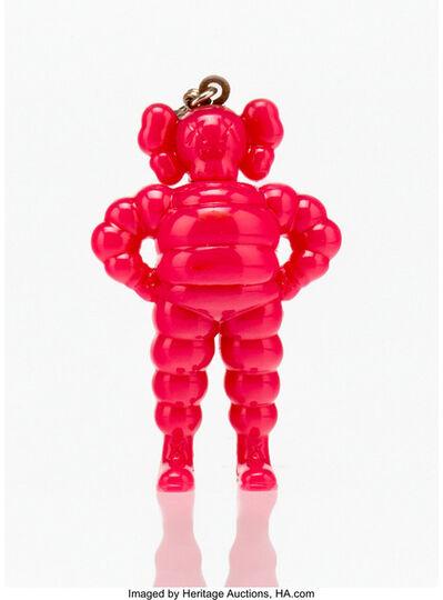 KAWS, 'Chum (Pink),keychain'