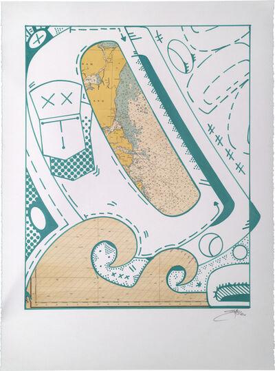 Sonny Assu, 'Landline #7', 2020