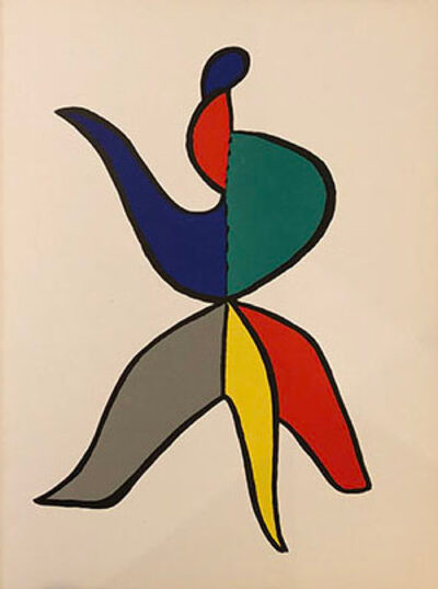 Alexander Calder, 'Bouquet Phrygean', 1963