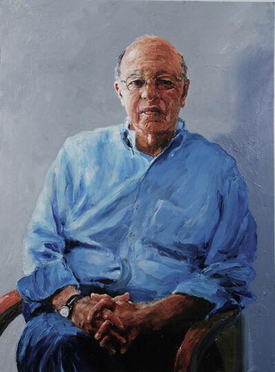 Alphonse van Woerkom, 'Burt Neuborne', 2015