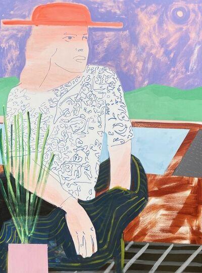 Erin Armstrong, 'Beachwood Canyon', 2019