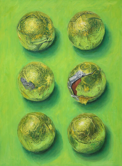 Douglas Newton, 'Green and Gold', 2017
