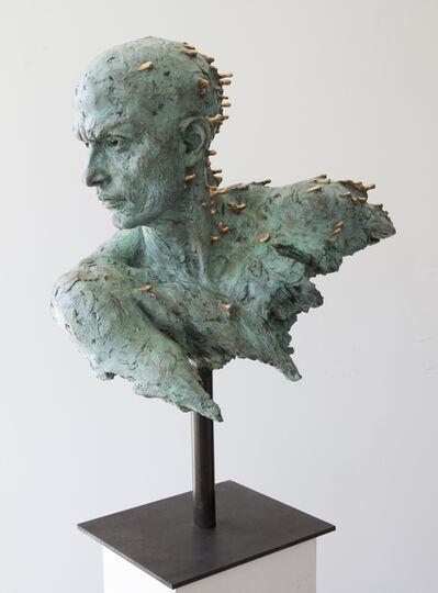 Luo Li Rong, 'Esprit du guerrier (Spirit of warrior)', 2018