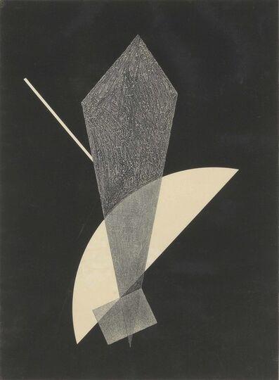 László Moholy-Nagy, 'Konstrucktion V, from: 6. Kestner-Mappe 6 Konstruktionen', 1923