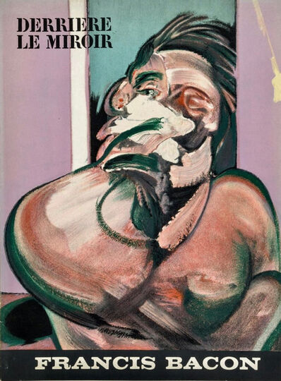 Francis Bacon, 'Cover from Derriere le Miroir - Francis Bacon', 1966