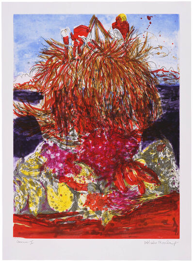 Malcolm Morley, 'Erotic Fruitos State A', 2003