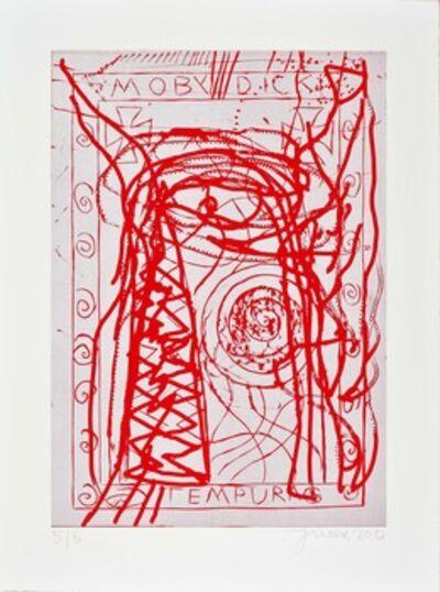 Jonathan Meese, 'AUGENWEIDI DICK, kannst mich auch DICK-O-MENTE nennen.', 2012
