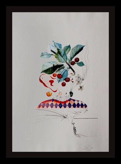 Salvador Dalí, 'FlorDali/Les Fruits Cerries', 1969