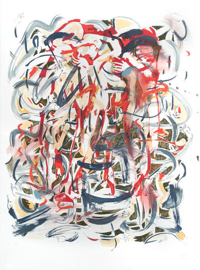 Alexa Guariglia, 'Siege', 2014
