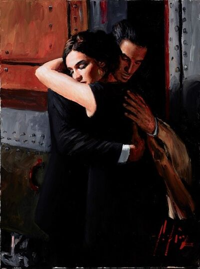 Fabian Perez, 'The Embrace IV', 2016