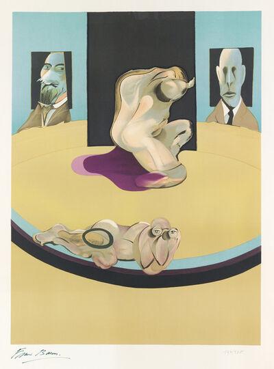 Francis Bacon, 'Metropolitan Museum of Art', 1975