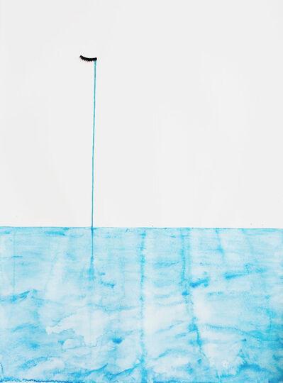 Glenda Leon, 'Cada lágrima es una forma del tiempo (serie I, n.7)', 2018