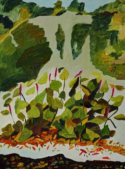 Yvonne Troxell Lamothe, 'Sailors' Pond', 2020