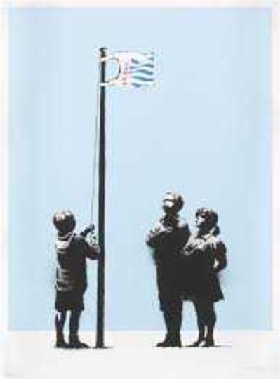 Banksy, 'Very Little Helps'