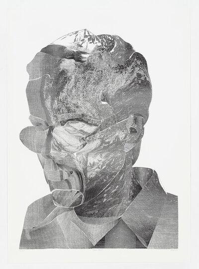 Thomas Bayrle, 'Stefan Mueck', 1990