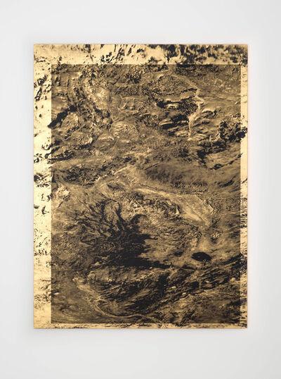 Justin Brice Guariglia, 'Mining Landscape (No.114/Au)', 2015-2017