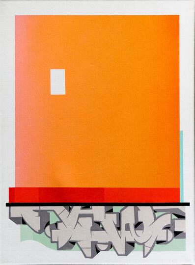 RAWS, 'Untitled 01', 2018