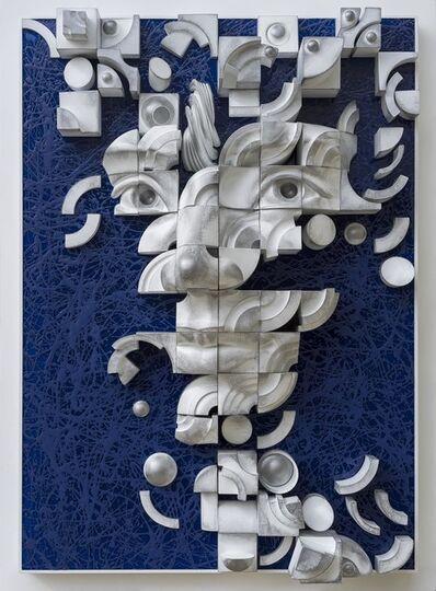 Gil Bruvel, 'Cubist #8'
