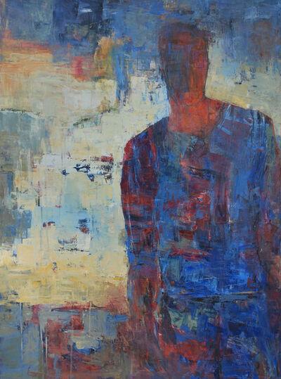 Nancy Kress, 'Man', 2016