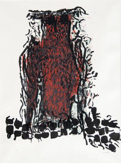 Jean-Paul Riopelle, 'Hibou VI', 1970