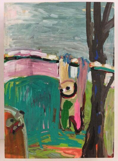Tori Tinsley, 'Hanging Hug', 2016