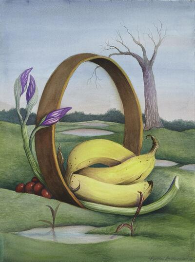 Roger Bowman, 'Hoop'