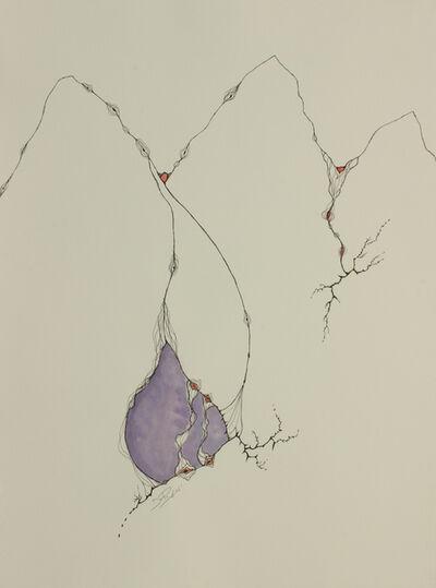 John De Puy, 'Spring - Comb Ridge - Utah', 2006