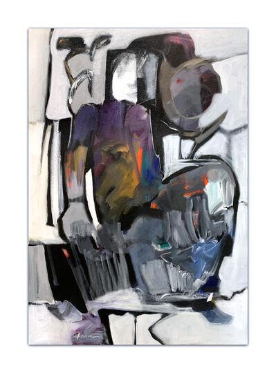 Hessam Abrishami, 'Inside Blue', 2019
