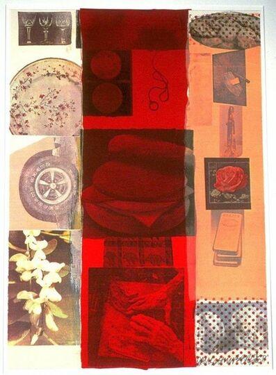 Robert Rauschenberg, 'Flirt', 1979