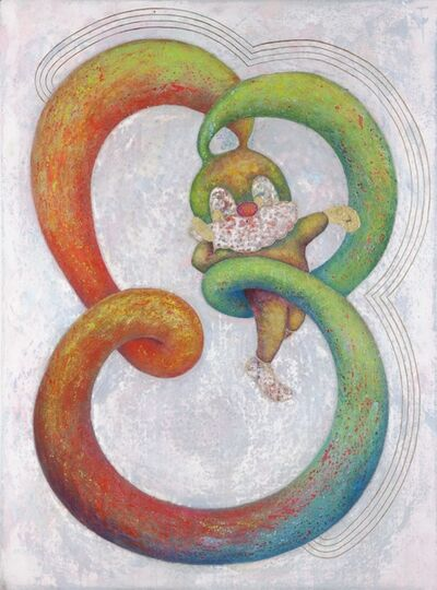 Yusuke Ochiai, 'Painting Myself', 2014