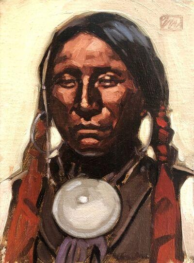 Michael Cassidy, 'Cheyenne', 2019