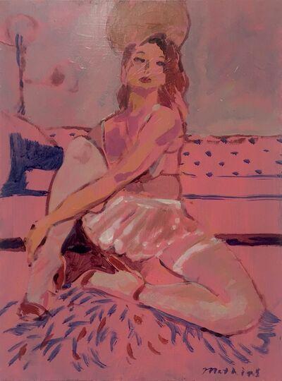 John Mathias, 'Pink Tutu', 2020