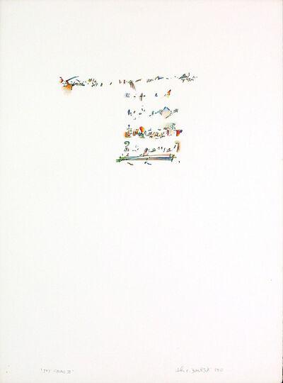 John Dowell, 'Toy Chorus #3', 1984