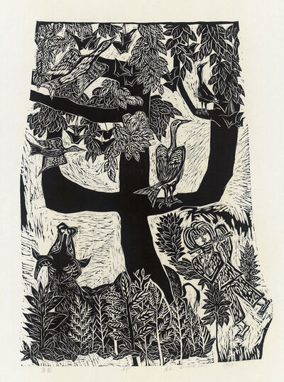 Chu Wei-Bor, 'Paradise', 1969