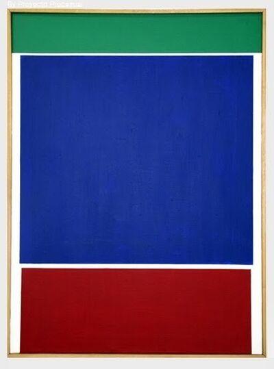 Waldo Balart, 'Conjunto no vacío (not empty sets)', 1970