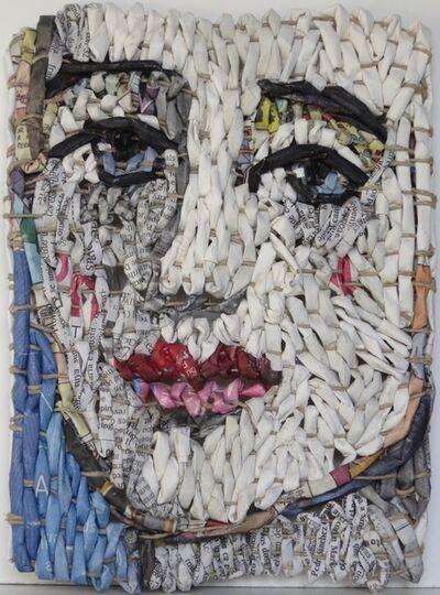Gugger Petter, 'FEMALE HEAD/ MAESTÁ #35', 2016