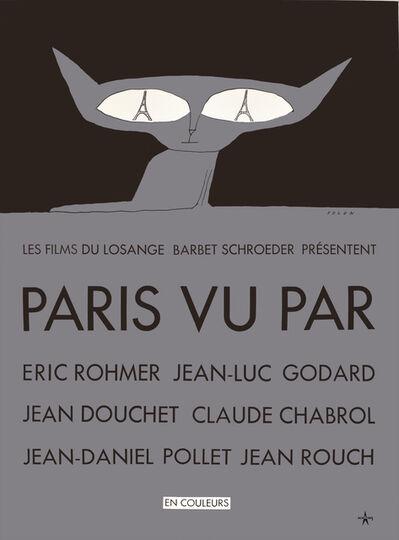 Jean Michel Folon, 'SIX IN PARIS – PARIS VU PAR', 1965