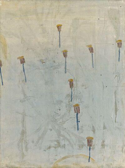 Norbert Schwontkowski, 'Untitled (Lampen)', 1990