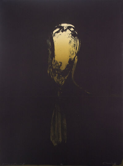Nathan Oliveira, 'Acoma Hawk II', 1975