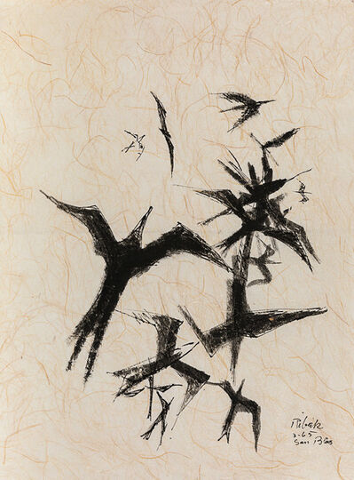 Louis Ribak, 'Untitled (Birds) ', 1965