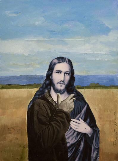 Tom Judd, 'Jesus Smoking'