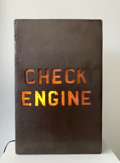 Scott Moran, 'Check Engine', 2019
