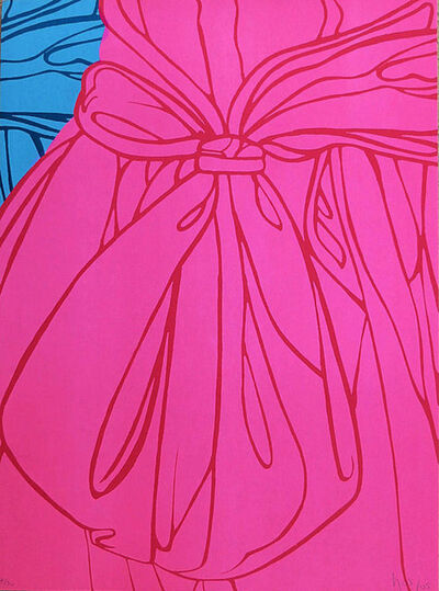 Ana Mercedes Hoyos, 'Dress and Bow (Pink)', 2005