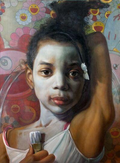 Margaret Bowland, 'The Artist', 2010