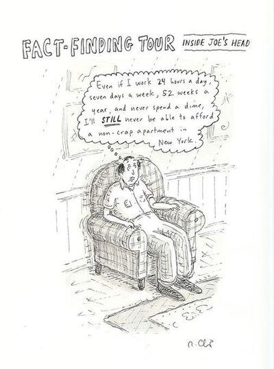Roz Chast, 'Fact-Finding tour: Inside Joe's Head'