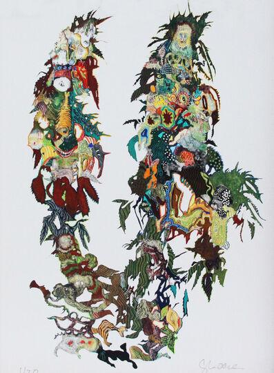 George Mead Moore, 'CARPETA HILO CONDUCTOR/ GEMELOS', 2016